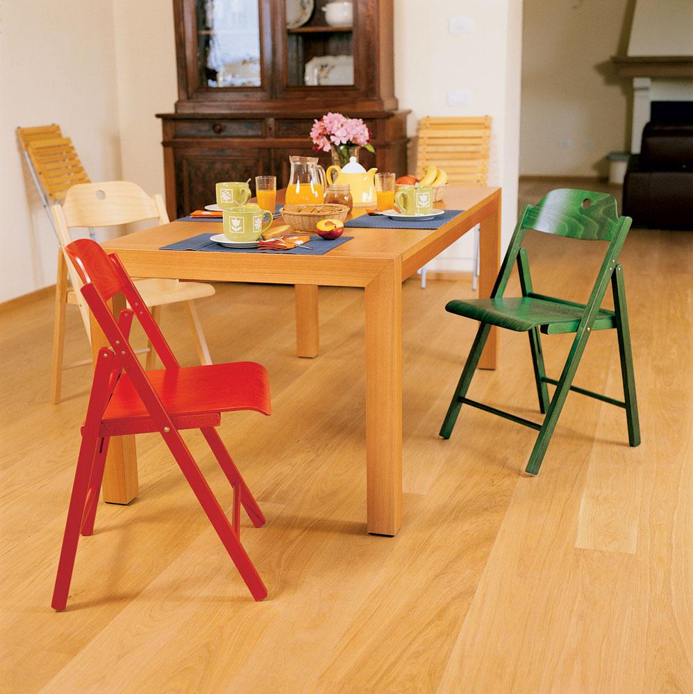 Quadra prodotti la sedia for La sedia camomilla